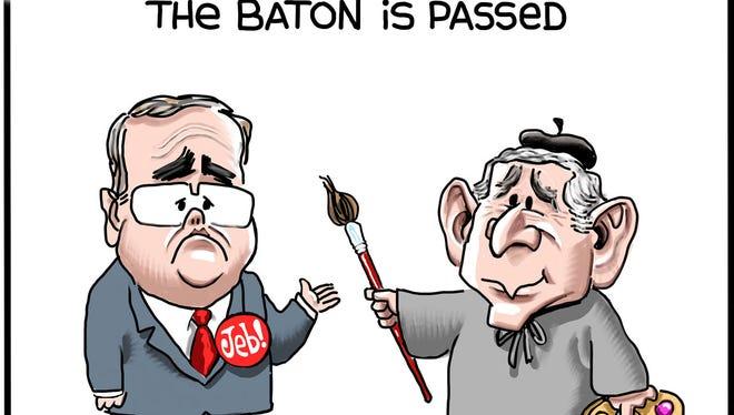 Byebye Bush