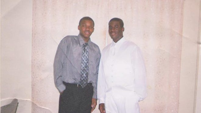 Ramirez Smith, left, and a friend were dressed to impress before a school dance at IPS School 108 when they were eighth-graders in the 2006-2007 school years. Ramirez was shot to death in September 2007.
