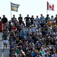 Detroit Grand Prix: GM exec wrecks pace car before Dual II start
