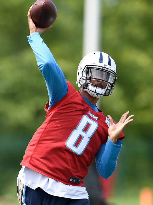 Marcus Mario... Quarterback Individual Drills