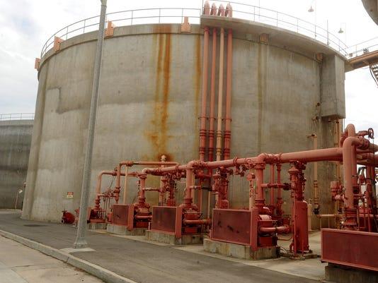 Oxnard wastewater