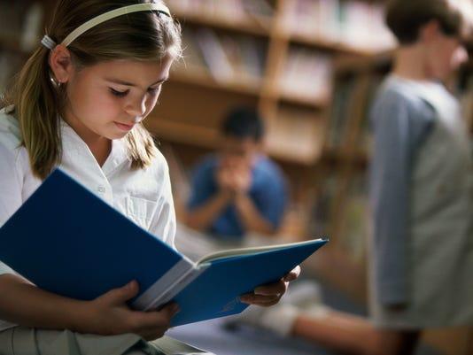 Youth reading
