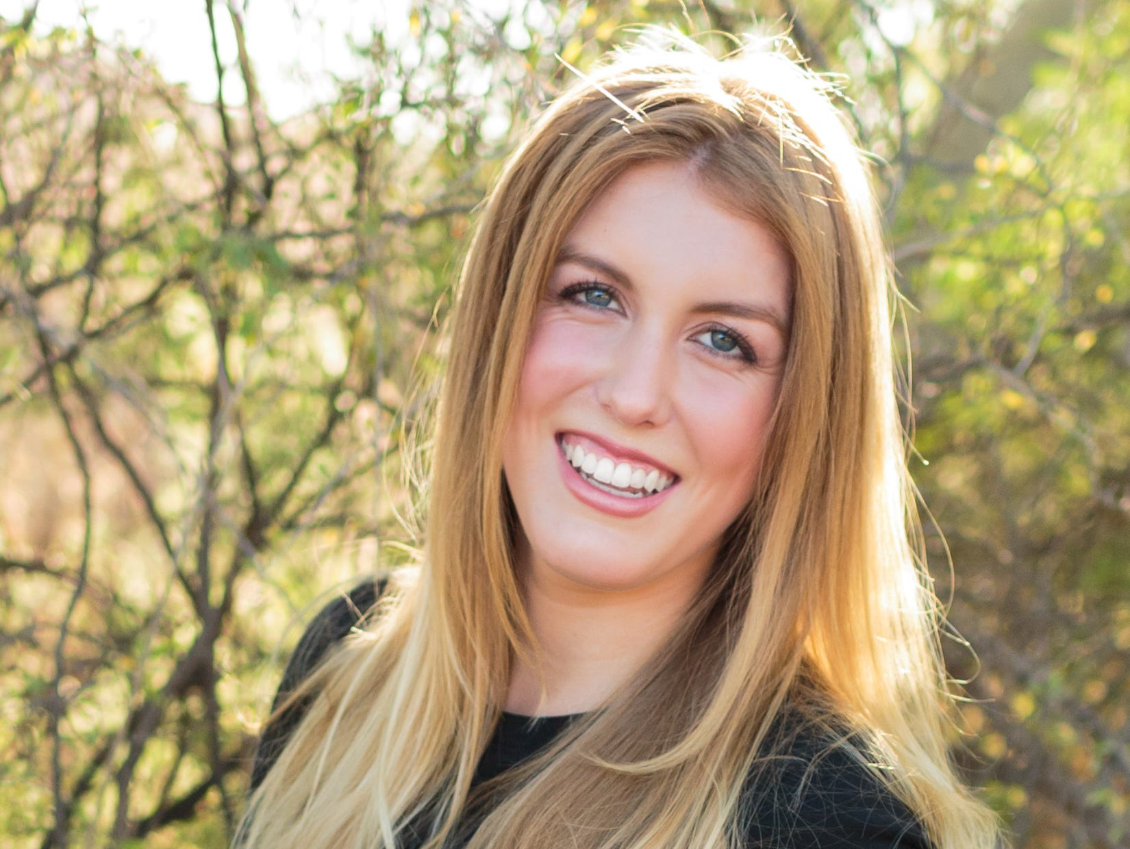 Arianna Williams, from Phoenix Shadow Mountain, is the azcentral.com Sports Awards Academic All-Star of the Week, presented by Fry's, for March 30-April 6.