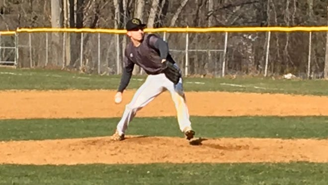 Cedar Grove junior Ray Williams tossed a complete game one-hitter in his season debut.