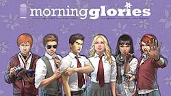 morningglories