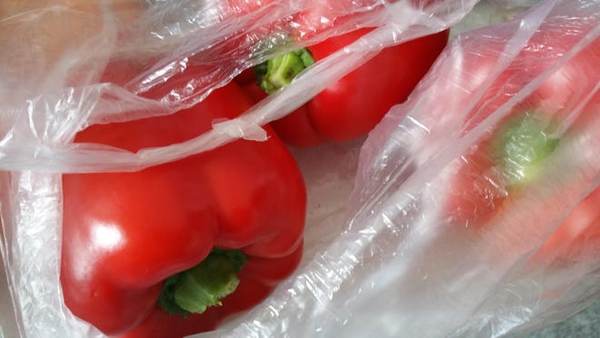 Bell peppers are on the Environmental Working Group (EWG) Dirty Dozen list.