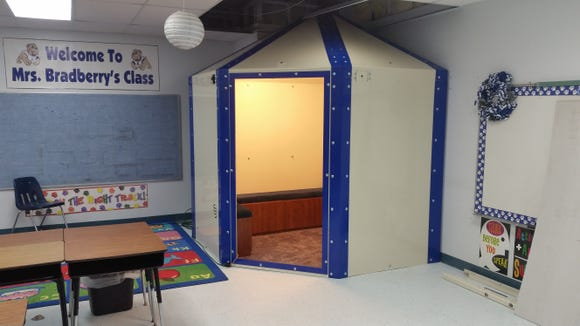 In-classroom shelter_Healdton2