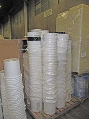 Buckets – Buckets at BrucePac are either returned for reuse or recycled into new products.