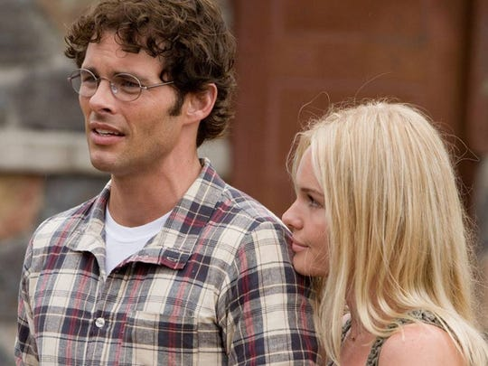 """James Marsden and Kate Bosworth star in the tepid remake of """"Straw Dogs."""""""