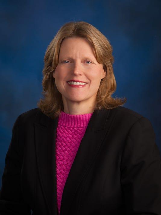 MDOT Executive Director Melinda McGrath