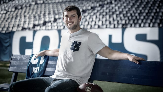 Join Andrew Luck and more Indy sports celebs for the inaugural Indiana Sports Awards.