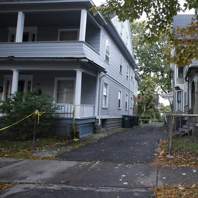 A man was shot and killed on Pearl Street in Rochester Wednesday.