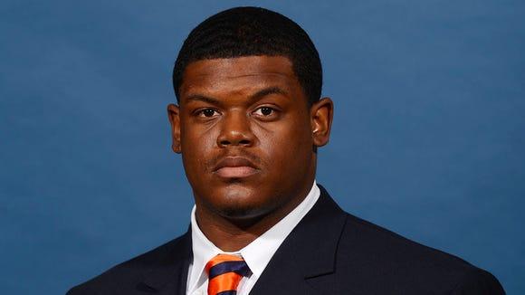 Tyler Nero's status with Auburn is still undetermined.