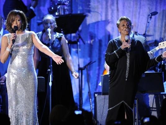 Whitney Houston, Dionne Warwick