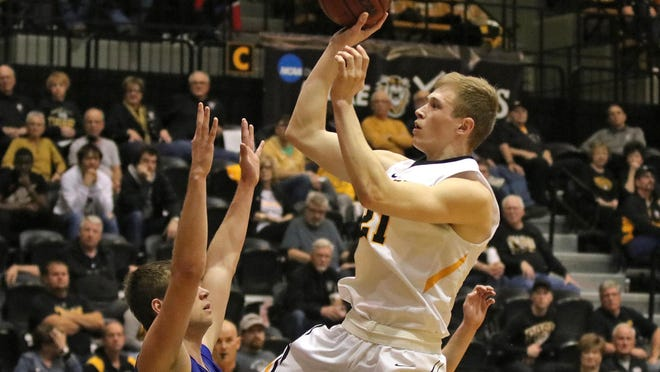 Fort Hays State University's Jared Vitztum is looking to build off a strong junior season for the young Tigers.