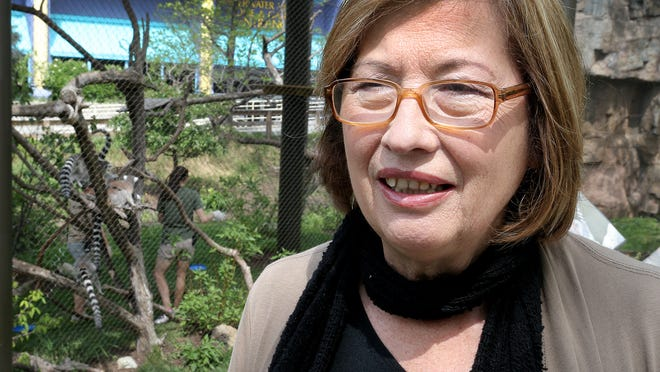 Lemur expert Patricia Wright is the 2014 winner of the Indianapolis Prize. Wright, a Stony Brook University professor, is credited with helping to save the lemurs of Madagascar.