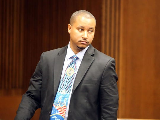 State Sen. Virgil Smith, a Detroit Democrat, pleaded