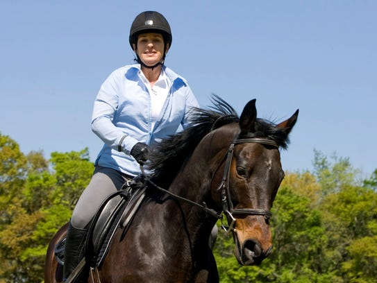 Horse trainer and clinician Julie Goodnight will offer