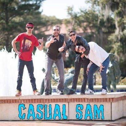 Music legend Casual Sam to headline Spring Concert