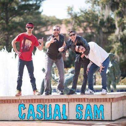 Music legend Casual Sam to headline Spring Concert