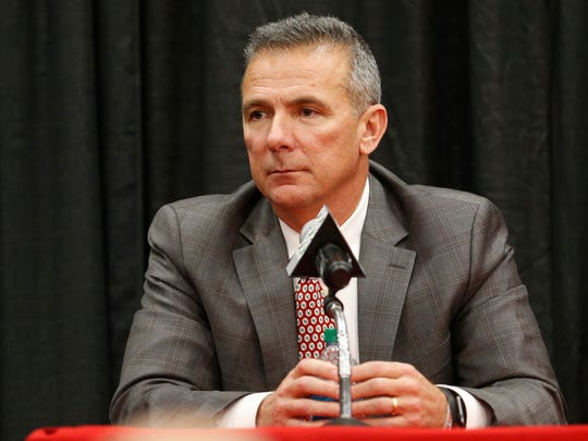 Will the Rose Bowl really be the last game for Ohio State coach Urban Meyer?