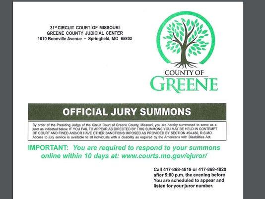 potential jurors jury
