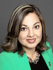 Azuri Gonzalez, director of UTEP's Center for Civic Engagement.