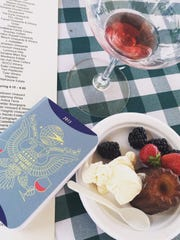 There's wonderful wine and food to be enjoyed at IPNC Passport to Pinot.