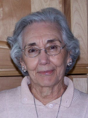 Virginia Carrillo Gregori, 96, passed into eternal life in Fort Collins, Colorado, on December 26, 2014. A native Arizonan, Virginia was born on September 7, 1918, near Camp Verde. She attended public schools in Miami, Arizona, graduating in 1936. Her marriage to the Reverend Joseph Gregori two years later lasted 48 years, until his death in 1986.