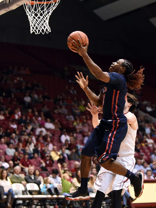 NCAA Basketball: Mississippi at Alabama