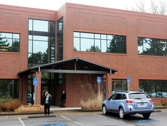 Cover Oregon offices