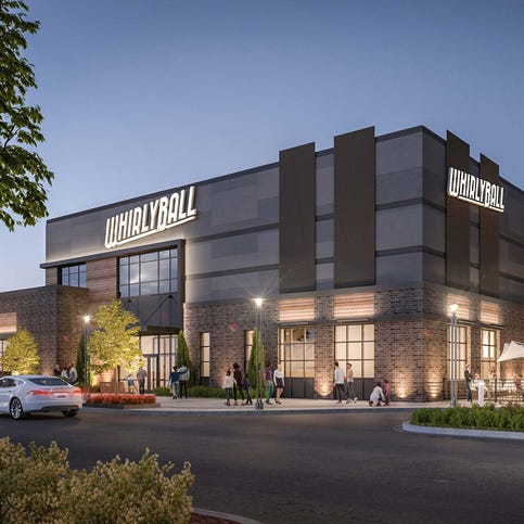 Wisconsin's first WhirlyBall entertainment center, restaurant could be coming soon to Brookfield Square