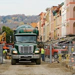 Gallery: The Reconstruction of The Ithaca Commons