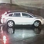 Bloomfield Township Police are searching for a catalytic converter thief