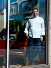 Peter Pollay is the executive chef and co-owner of Posana in downtown Asheville. Along with running the restaurant he and his wife, Martha, are opening a new restaurant group and will have a hand in opening new restaurants in Asheville and in Charlotte in the near future.