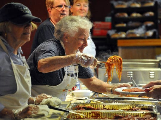 The Italian American Civic Association's 34th annual Italian Food Festival Friday, Saturday and Sunday in Vero Beach.