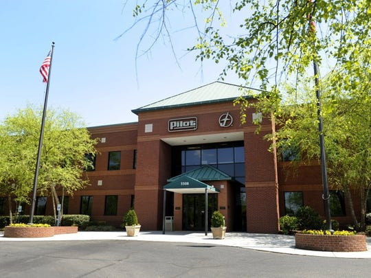 Pilot Flying J corporate headquarters in 2013 on Lonas Drive.