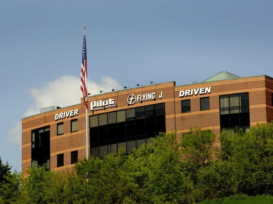 Pilot Flying J corporate offices on Lonas Drive