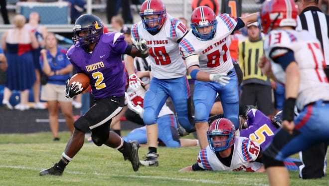 Unioto went 8-3 the past two seasons, good for second in the SVC. Can they get first in 2018?