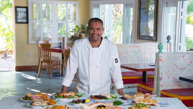 Fernando Vazquez of The Fish House Restaurants is the focus of this week's In the Kitchen.