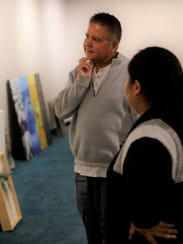 Artist Michael Billie discusses his work with Henderson
