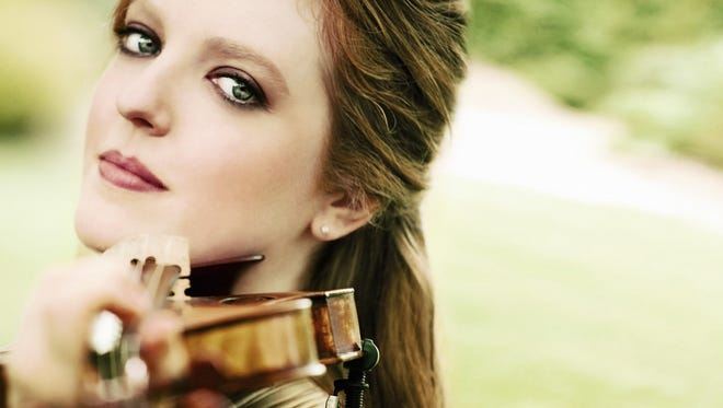 Rachel Barton Pine was the 1992 gold-medal violinist at the International Johann Sebastian Bach Competition. She was the first American, and the youngest violinist ever, to win the contest.