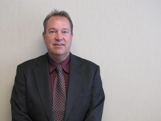 Indian River Board of Education member Gerald Peden.