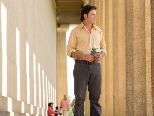 "Aden Young as Daniel in ""Rectify."""