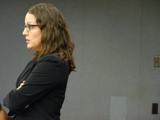 Somerset County Assistant Prosecutor Lauren Martinez
