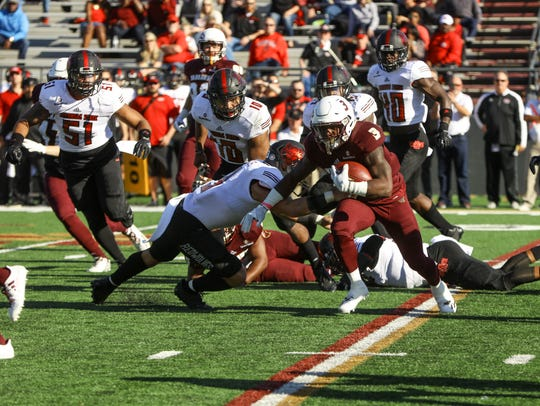 Arkansas State escaped Malone Stadium with a 67-50 win over ULM last season in a game where both teams combined for 117 points and 1,371 yards of total offense.