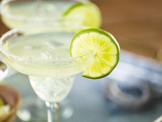 Sample up to 15 signature margaritas at Lansing's first