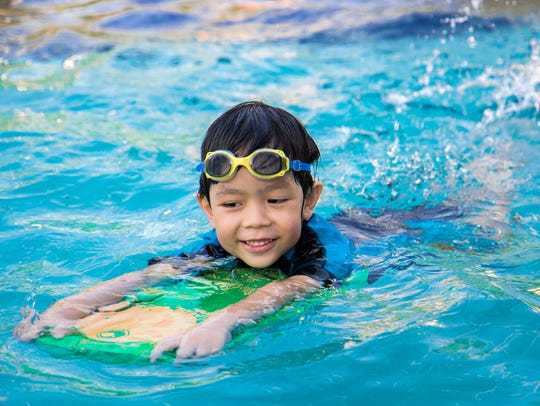 Both kids and adults can learn to swim when they enroll in swimming lessons offered in Las Cruces.