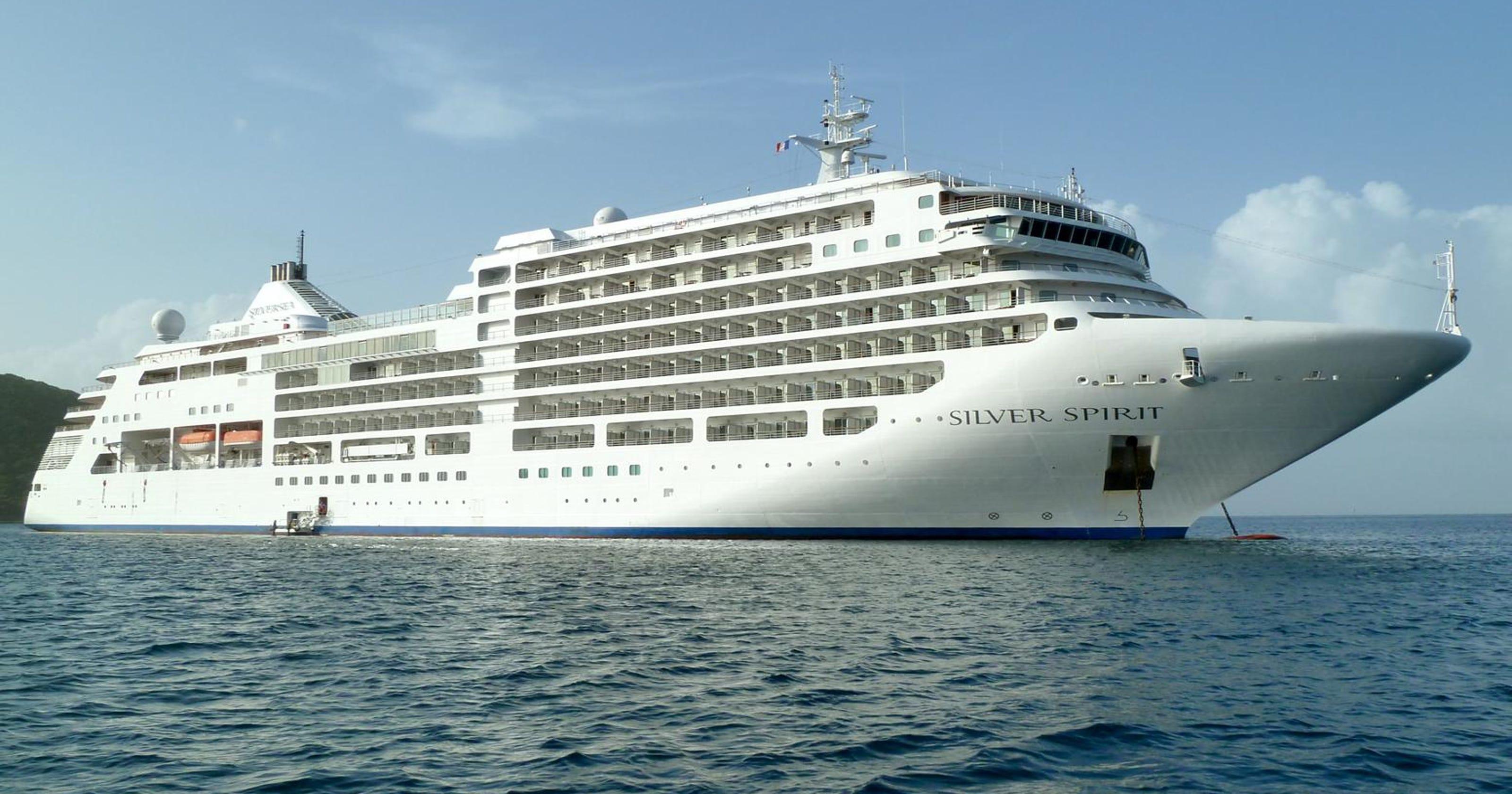 Cruise Ship Review: Silversea Cruises' Silver Spirit