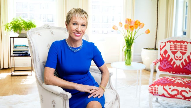 Barbara Corcoran started out with a $1,000 investment and turned it into a million-dollar business, The Corcoran Group.
